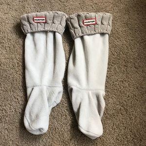 Hunter Shoes - Tall Hunter boot socks